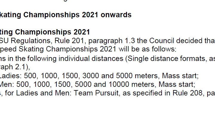 VM 2022 – Skøyter 15.46.6