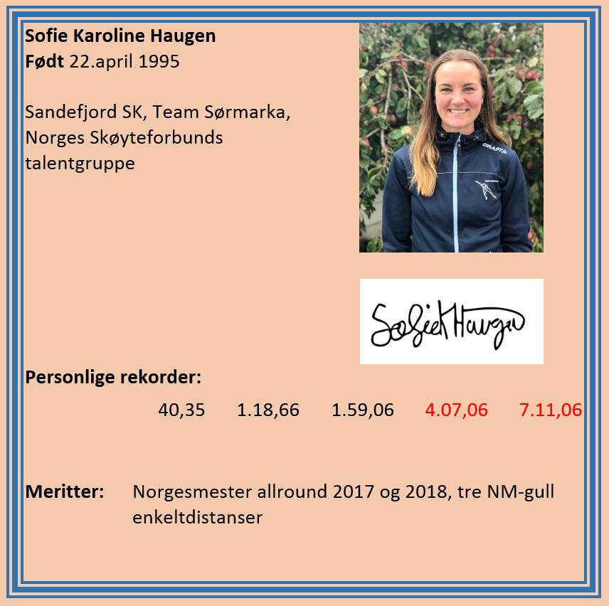 Sofie Haugen