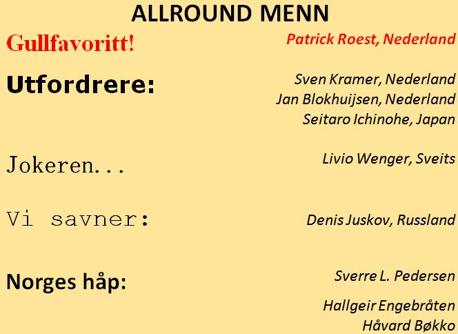 allround m